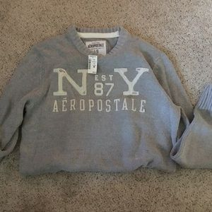 Aeropostale cotton sweater , NWT, size Large